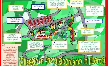 Villaggio in festa 2019