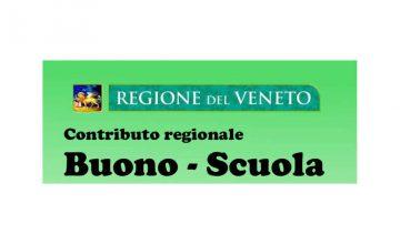 buono scuola regione veneto