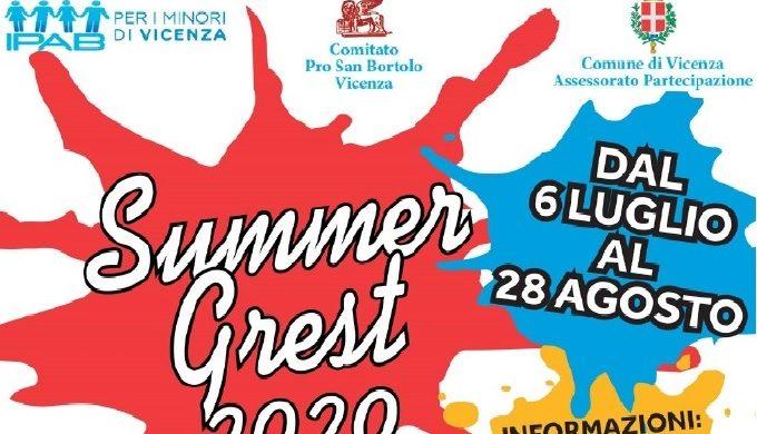 Summer Grest 2020